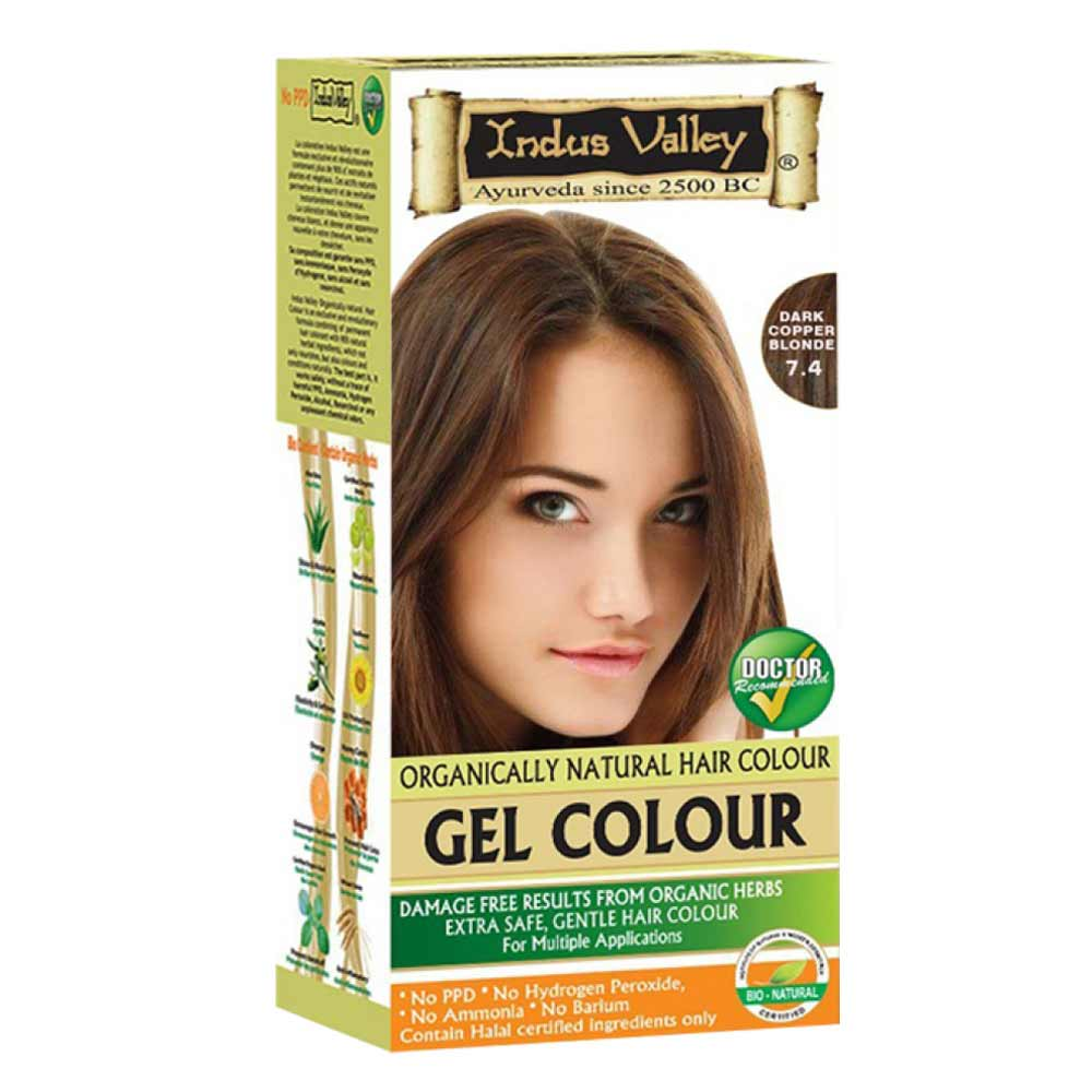 Organic Way S Hair Color System