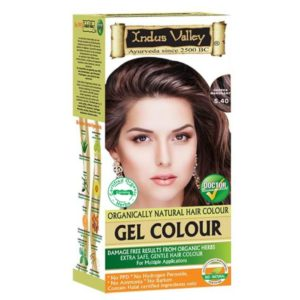 Buy Online Certified natural Gel Hair Colour Burgundy 3.6 ...