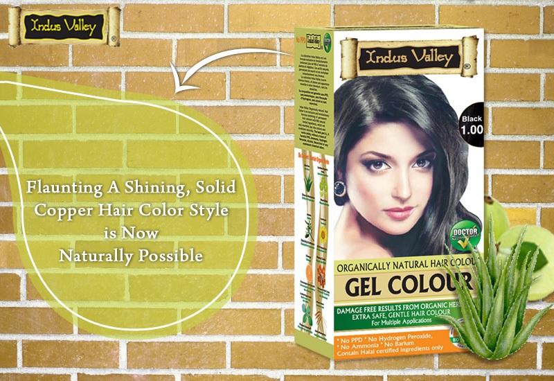 Gel Hair Color